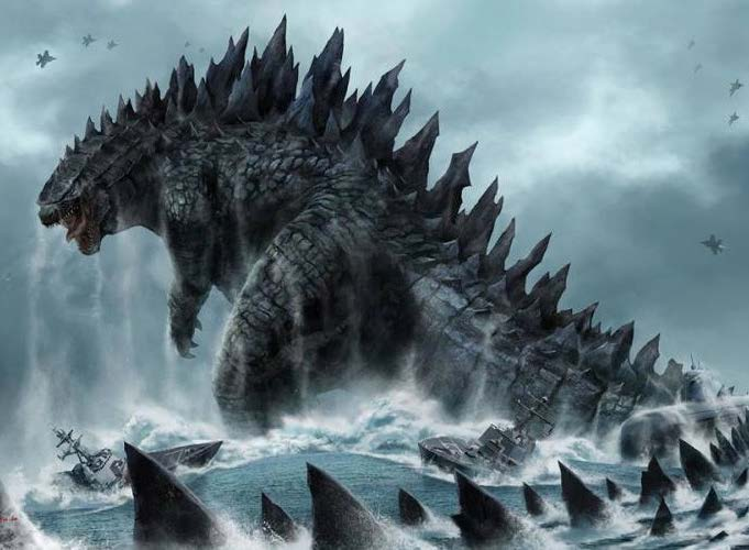 This Godzilla re-make will not disappoint.
