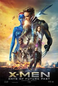 X-Men Days of Future Past!