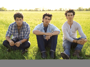 The Jonas Brothers were the hottest boy band around!
