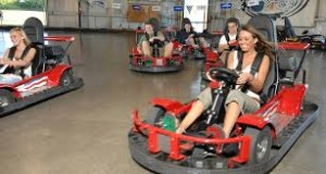 XBK Zone offers go karts, bowling, restaurants and a game arcade.