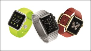 Three Editions of the Apple Watch!