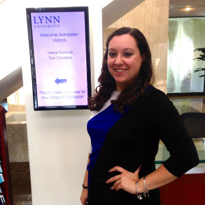 Alumna Jen Morano is now Helping Students Make Lynn Their Home!