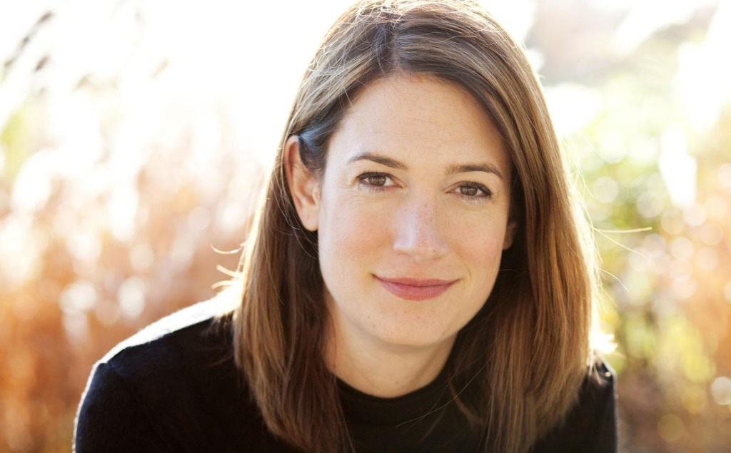 "Above: ""Gone Girl"" author and screenwriter Gillian Flynn. Stock Photo."