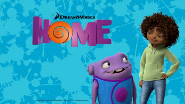 "Above: ""Home"" provides a lighthearted break from reality. Stock Photo."