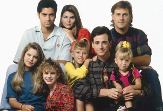Above: Full House is coming back to screens soon. Stock Photo.