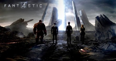 Above: The Fantastic Four take on a great challenge. Stock Photo.