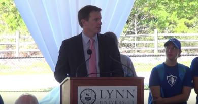 Lynn Opens New Perper Intramural Field