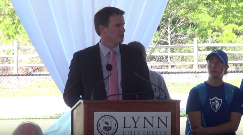 Lynn Opens New Perper Intramural Field