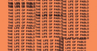 Photo #1 - The Life of Pablo album cover