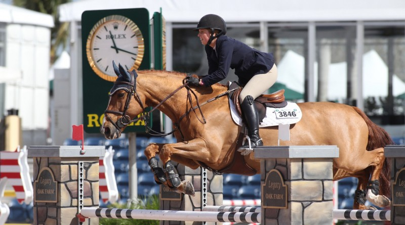 Just A Short Drive Away From Lynn, Is The World's Equestrian Capital Of The World, Drawing Many Students To This Area