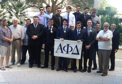 A Look At The Everyday Life Of The Brothers Of Alpha Phi Delta