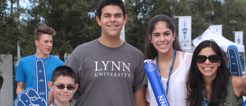 Lynn Parents and Families Weekend