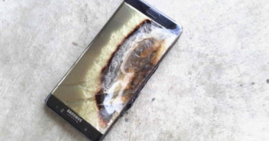 Samsung Galaxy Note Recall