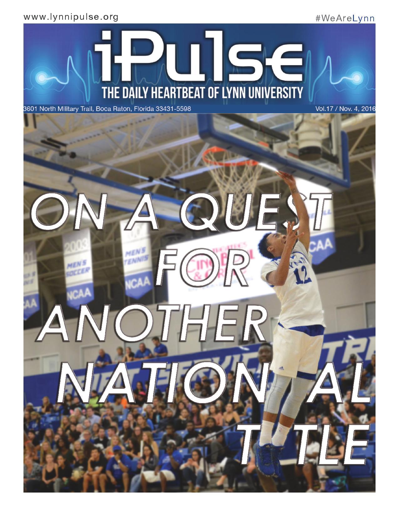 iPulseOnline: Friday, November 4 - iPulse