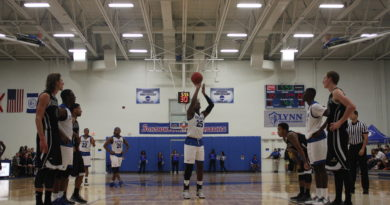 Lynn's Mens Basketball