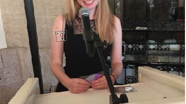 Meet Inspiring Student: Ms. Stephanie Woloshin