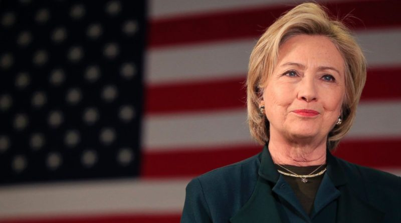 The Bold and the Beautiful, Ms. Hillary Clinton