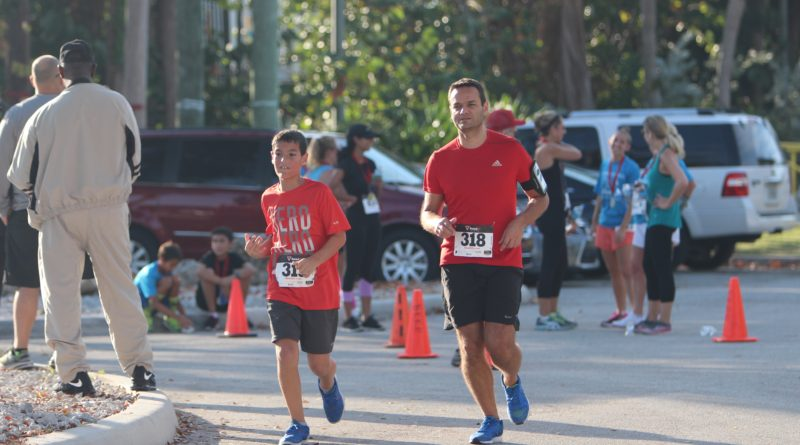 Palm Beach County Schools: 5K Run to Help Those in Need