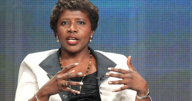 The Inspiring Ms. Gwen Ifill