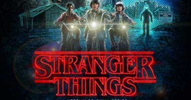 "Netflix's ""Stranger Things"""