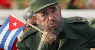 Former Cuban Prime Minister Mr. Fidel Castro
