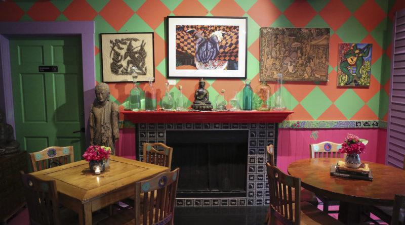 Yaxche Tearoom in Delray Beach Wednesday, September 16, 2015. (Bruce R. Bennett / The Palm Beach Post)