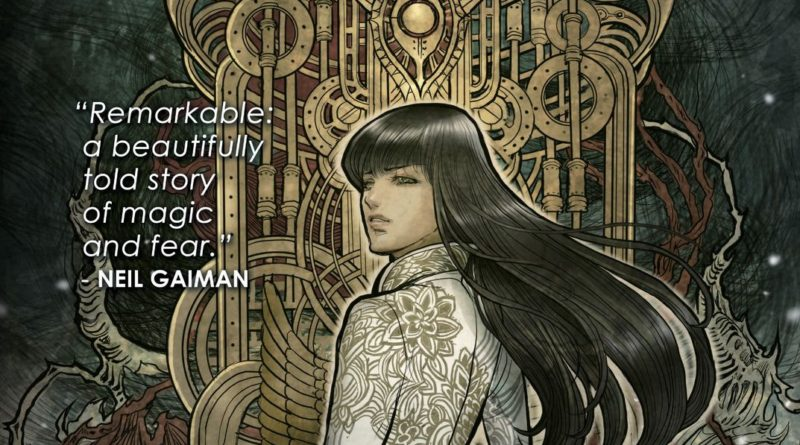 """Monstress,"" A Fantasy Series Unique to Its Kind"