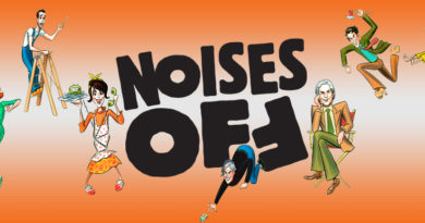 "Lynn Drama's Production of ""Noises Off"""