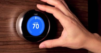 The Nest Thermostat Automates Your Home's Temperature