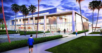 University Center Renderings