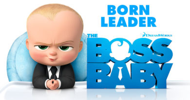 """Boss Baby"" Movie"