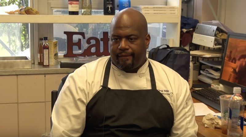Meet Lynn's Head Executive Chef, Greg Bibb