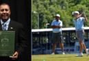 MEN'S GOLF WELCOMES  HEAD COACH