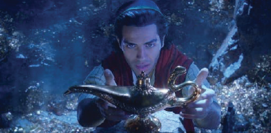 ALADDIN TRAILER  RECEIVES MIXED REVIEWS