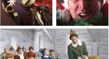 HOLIDAY FILMS TO WATCH