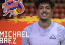 Baez Begins Basketball Career